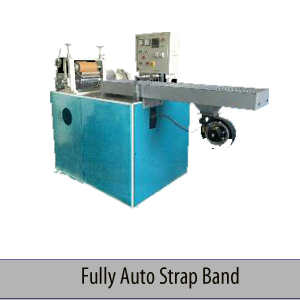 PP Fully Auto Strap Band